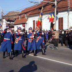 Parada militara de Ziua Nationala a Romanie