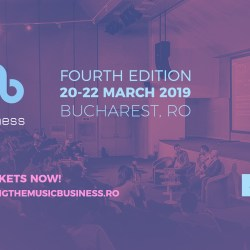 Mastering The Music Business - Conference & Showcase Festival ajunge la editia a IV-a