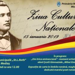 Eveniment dedicat aniversarii marelui poet national Mihai Eminescu
