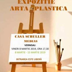 Expozitie de arta plastica la Casa Schuller