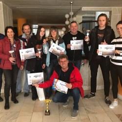 ATE Corydalis Medias premiata la Lira Vanturarita