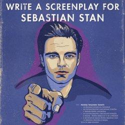 Un mediesean a castigat  concursul Write a Screenplay for Sebastian Stan