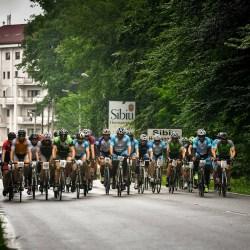 Cursa Sponsorilor Turului Ciclist al Sibiului
