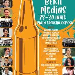 Afla totul despre Festivalul Berii la Medias