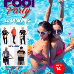 Pool Party cu Dinamic la Complexul OASIS Medias
