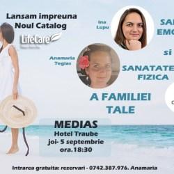 Maine se lanseaza la Medias, noul catalog Life Care