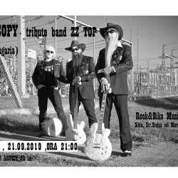 Concert tribut ZZ TOP la Sibiu