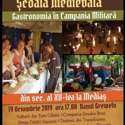 Mediasul gastronomic in secolul al XV-lea