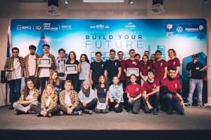 Mediesenii, calificati la etapa nationala BRD First Tech Challenge