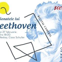 Sonatele lui Beethoven la Casa Schuller