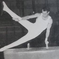 Remember: Un medieşean, pionier al gimnasticii masculine româneşti