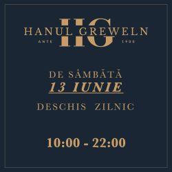 De mâine se deschide Hanul Greweln