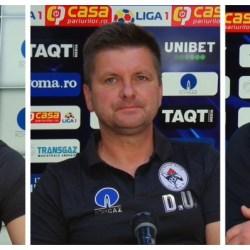 Antrenorul Dusan Uhrin, prezentat oficial de Clubul Gaz Metan Mediaş