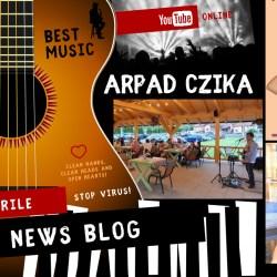 Arpad Czika la Interviurile Medias News Blog (video)