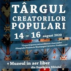 Muzeul ASTRA: Târgul Creatorilor Populari din România