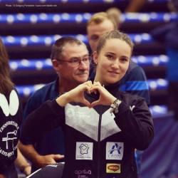 Medieseanca Andreea Dragoman joaca in campionatul francez