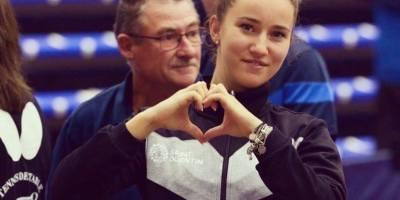 Andreea Dragoman a câştigat Mastersul Spaniei