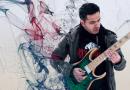 """Chitaristul Waqas Ahmed şi-a lansat albumul """"Doomsday Astronaut"""""""