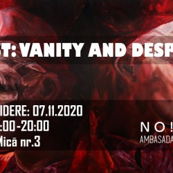 "Expoziția de pictură ""Faust: Vanity and Despair"" revine la Sibiu"