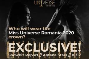 Antena Stars transmite concursul Miss Univers Romania
