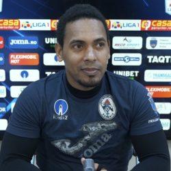 Eric de Oliveira a revenit la Gaz Metan Mediaş