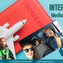 Radu şi Cătălina Diac la Interviurile Mediaş News Blog (video)