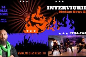 Still Awake la Interviurile Medias News Blog (video)