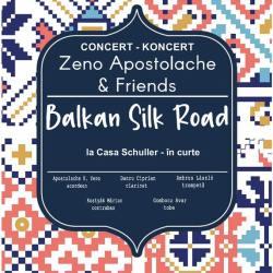Concert Zeno Apostolache & Friends la Casa Schuller