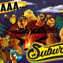 Suburbia11 au lansat Horiada (audio)