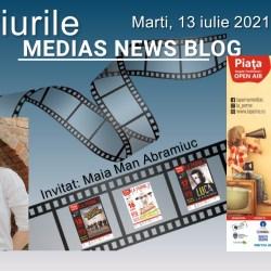 Despre La Perne, ediţia 2021 la Interviurile Mediaş News Blog (video)
