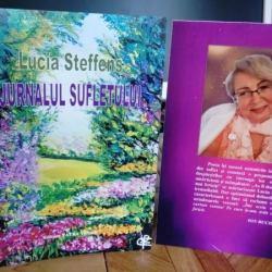 Lucia Steffens ne-a pregătit cinci volume de poezii