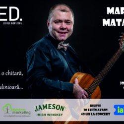 Marius Matache revine la Mediaş