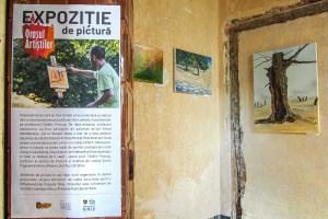 Pitoresc, pastoral și rural – expoziție de pictură pe traseul mocăniței