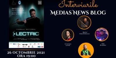 Despre turneul national ELECTRIC (video)