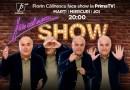 Azi începe Florin Călinescu Show la Prima TV (video)