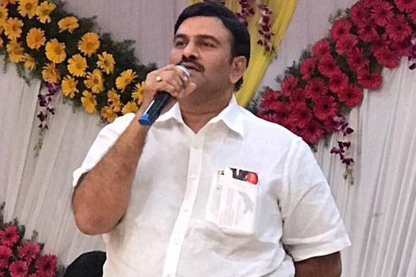 YSRCP Raghuramakrishnam Raju Says YSRCP Is Unbothered By BJP-Janasena