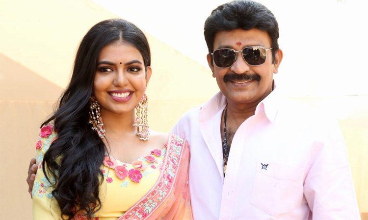 Rajasekhar Daughter Shivani's Debut Movie in Legal Trouble