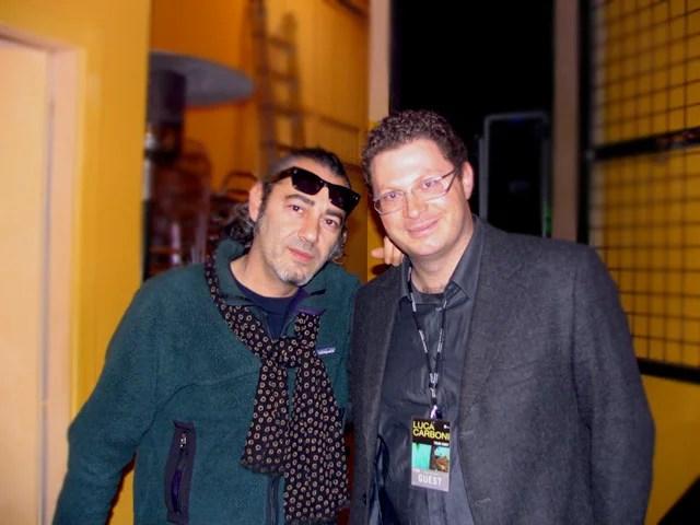 Mirco Di Marcello e Luca Carboni, 2007