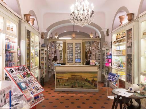 Farmacia San Felice – Salvaguardare esercizi Storici