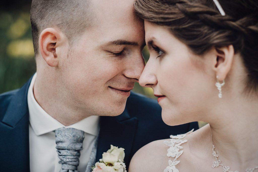 Paarshooting Hochzeit Schloss Richmond in Braunschweig