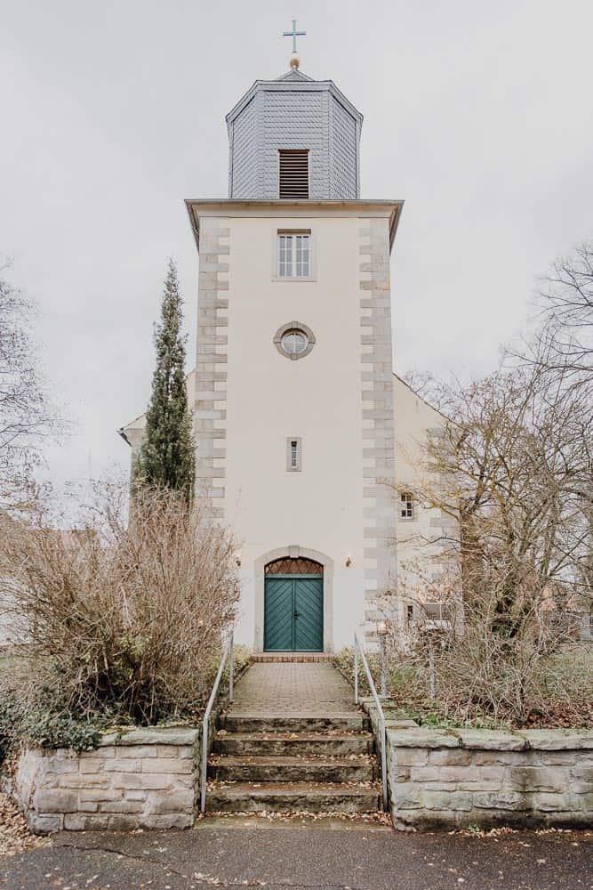 Hochzeit, St. Petri Kirche, Laatzen