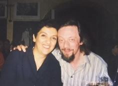 Frederik Schroyens e Marisa Pontesilli