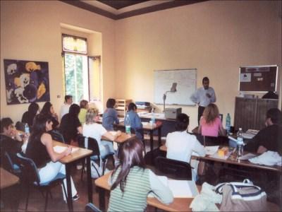 Le lezioni condotte da Flavio Bianchi