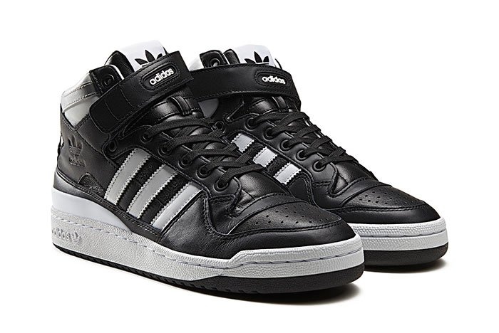 Super retro tenisky Adidas Forum Mid Refined Pack