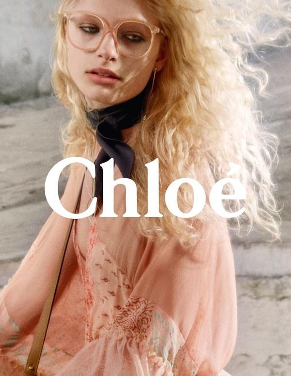 Nejnovější kampaň od Chloe