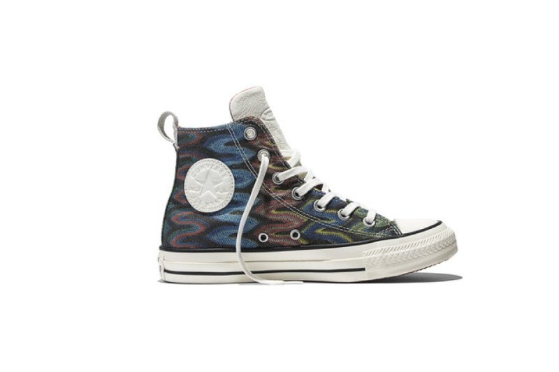 Missoni a Converse Chuck Taylor All Star
