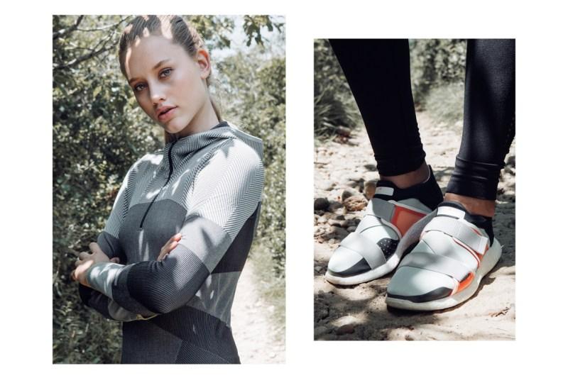 Adidas a Stella McCartney nová kolekce podzim/zima 2016