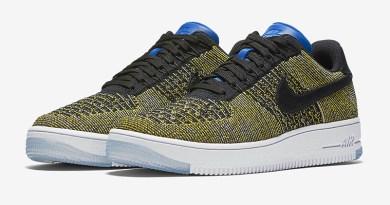 Nové dámské tenisky Nike Air Force 1 Low Ultra Flyknit