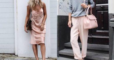 5 tipů na dokonalý dámský outfit v pastelově růžové barvě