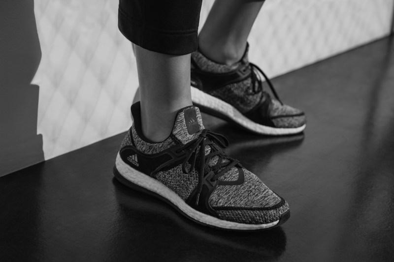 Dámská kolekce značek Reigning Champ a adidas Athletics